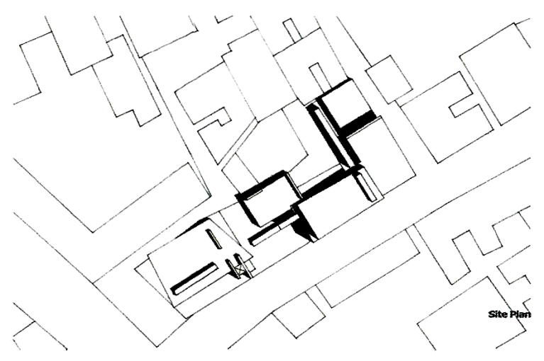 301_insadong culture center_site plan_yereempark